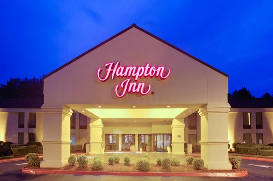 Hampton Inn Chester : Exterior
