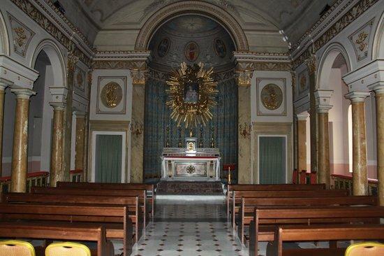 Antico Palazzo Rospigliosi : La chiesa dell'hotel