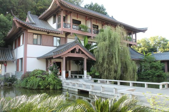 Guilinyi Royal Palace: Tea House