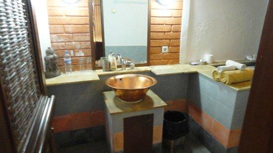 Ubud Villas and Spa: Bagno