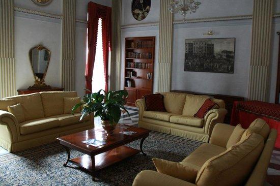 Antico Palazzo Rospigliosi : Sala comune