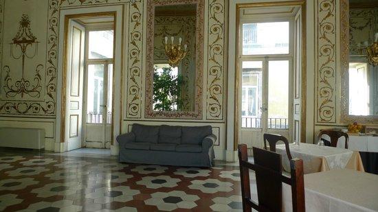 Decumani Hotel de Charme : Frühstückssaal