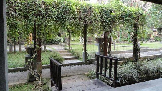 Ubud Villas and Spa: Giardino