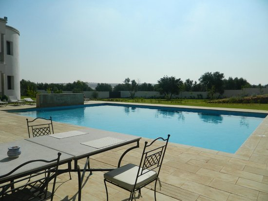 Villa Agapanthe : piscine