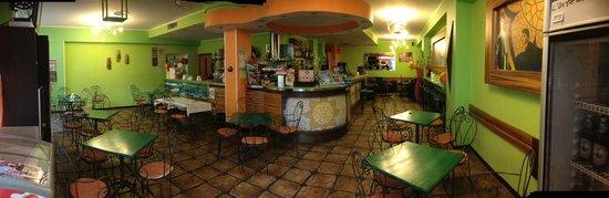 Art Cafe' : Panoramica del locale