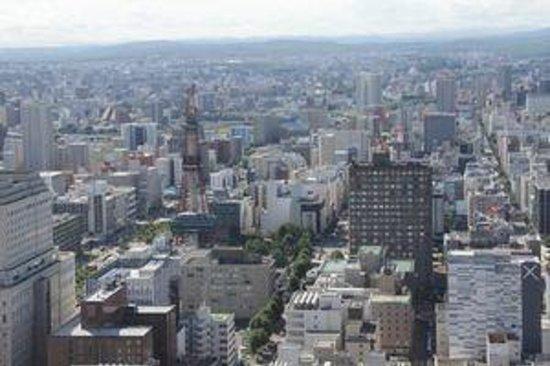 35階からの札幌市内の風景 - 札...