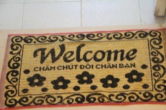 Cat Huy Hotel: detalle baño