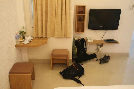 Cat Huy Hotel : habitacion