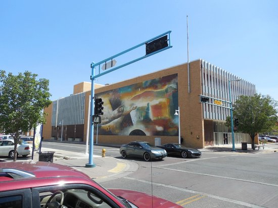 Art district picture of albuquerque old town for Craft shows in albuquerque 2017