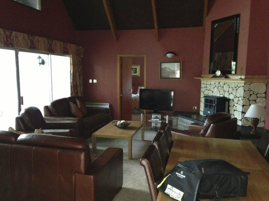 Kilconquhar Castle Estate and Country Club: family area
