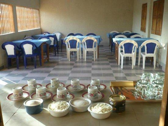 Casa Star: Salle à manger