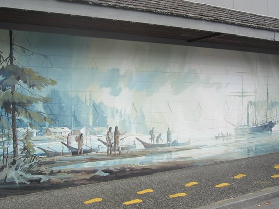 Wall Murals: Scene but not forgotten