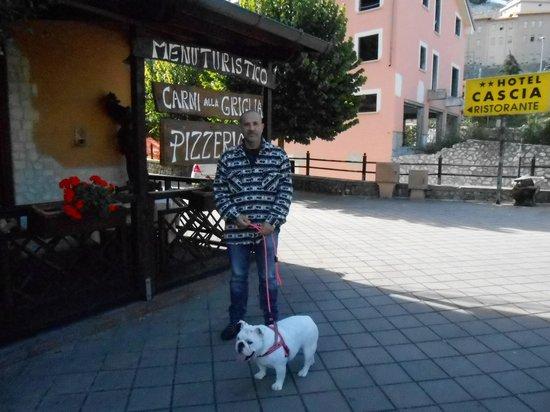 Hotel Ristorante Cascia : gigi & mariarita