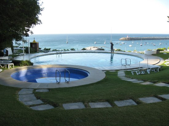 Hotel do Mar : Kinderbecken + Schwimmbecken Hotelpool