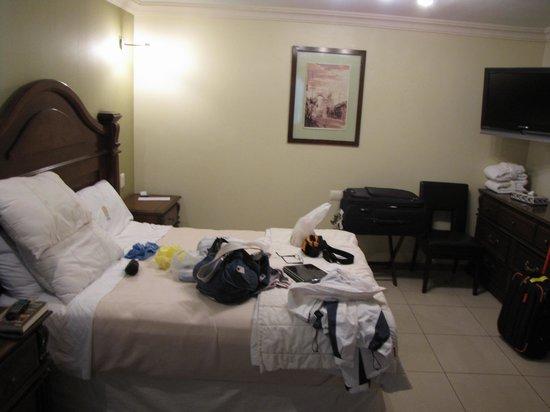 Hotel Puebla de Antano : Habitación