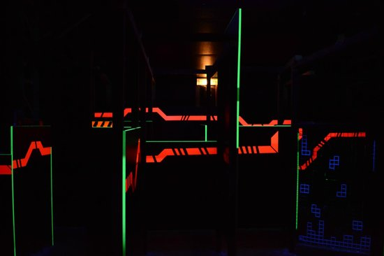 Laser Game Evolution Dunkerque