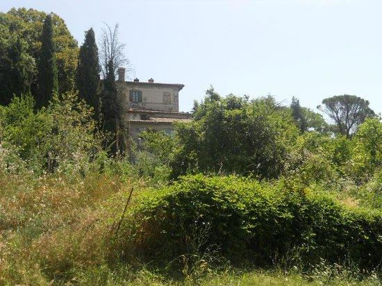 Agriturismo Borgo Spante: la villa