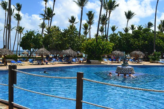 Sirenis Punta Cana Resort Casino & Aquagames: Pool 2