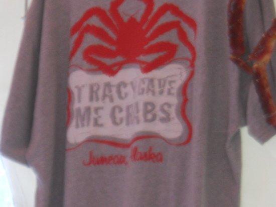 Tracy's King Crab Shack: Tracy's Tee
