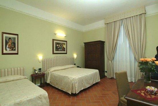 Hotel Caravaggio: Guest Room