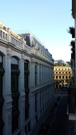 Hotel Gramont Opera Paris : view