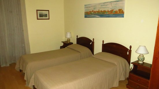 Ortigia Residence: beds