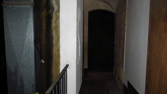 Ortigia Residence: entrance