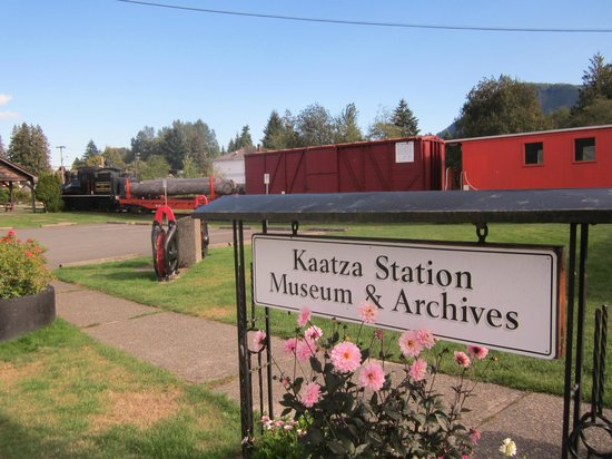‪Kaatza station museum and archives‬