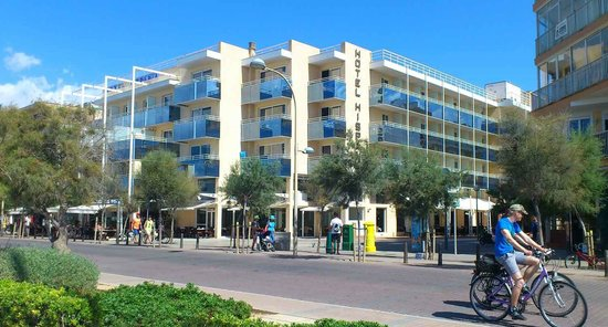 Hotel Hispania Mallorca El Arenal Picture Of Hotel