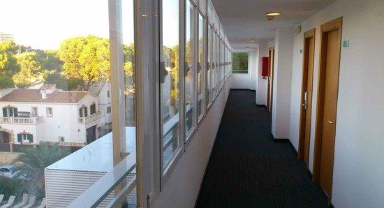 Corridor Hotel Hispania Mallorca Arenal