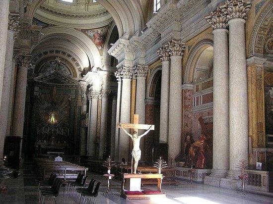 Chiesa di San Salvatore in Lauro