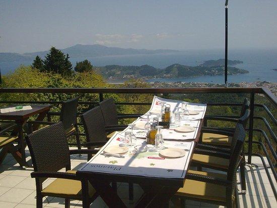 Platanos Restaurant : platanos balconi!!!