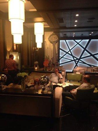 North Avenue Hotel: Lobby Bar