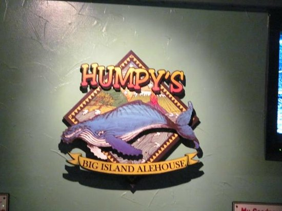 Humpy's Great Alaskan Alehouse: whale of a good meal