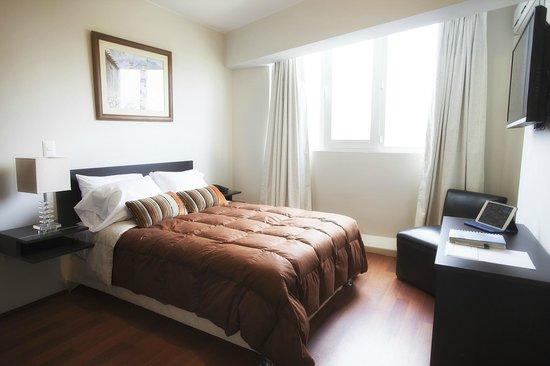 Hotel Santa Cruz: Habitacion Simple Classic