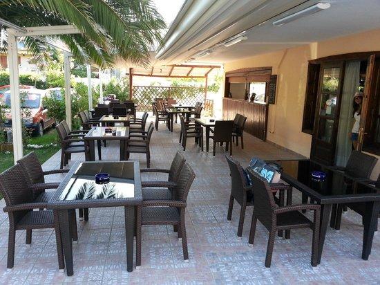 Hotel Pegasus: terrace