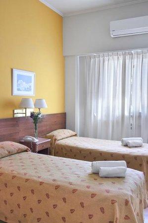 Hotel Milan: Habitación doble  twin