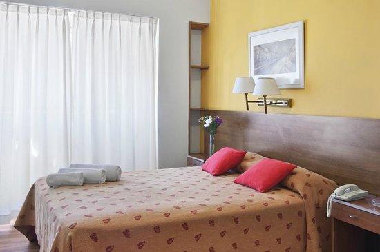 Hotel Milan: Habitación doble  matrimonial