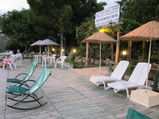Asur Hotel & Aparts & Villas: The Jetty
