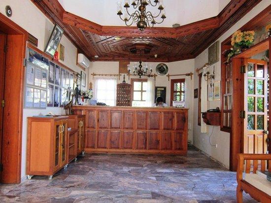 Asur Hotel & Aparts & Villas : Reception