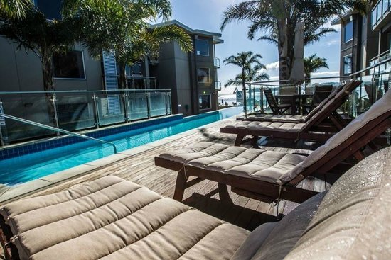 Ramada Suites Paihia: pool. TN2