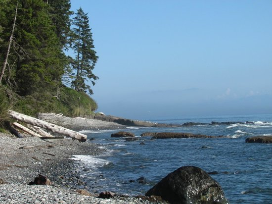 Juan de Fuca Marine Trail: Juan De Fuca coast