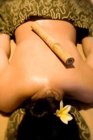 Touch of Thai: Bamboo Fusion Massage - Heated bamboo for a better deep tissue Massage