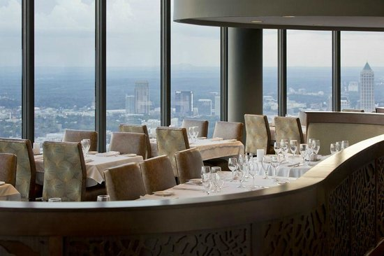 The 10 Best Restaurants Near The Westin Peachtree Plaza