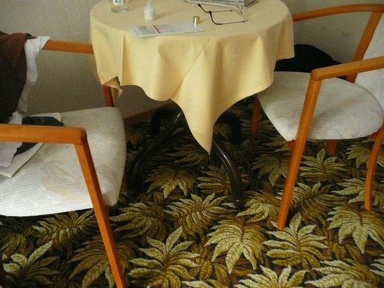 Parkhotel Bad Ragaz: Sitzgruppe