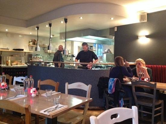 Brasserie NeL: cuisine chez Nel