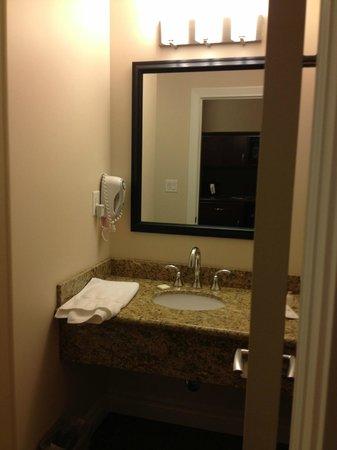 Chateau Nova Yellowhead: Bathroom