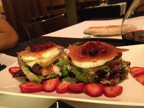 La Fragua de Sebin : Tomato salad