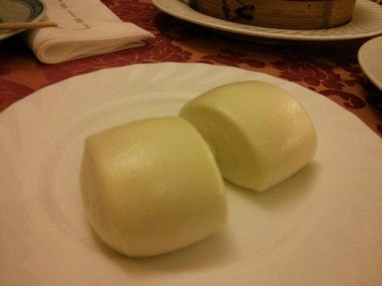 Giardino d'Oriente : Pane cinese al vapore