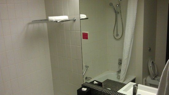 Ramada Plaza Antwerp: badkamer